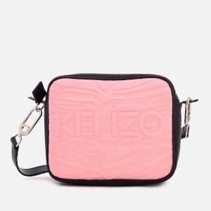 KENZO Women's Kanvas Camera Bag - Flamingo Pink