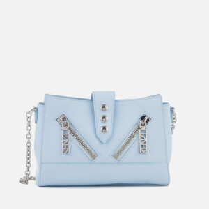 KENZO Women's Kalifornia Mini Shoulder Bag - Sky Blue