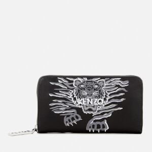 KENZO Women's Icon Continental Wallet - Black