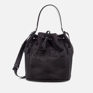 KENZO Women's Kanvas Bucket Bag - Black