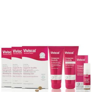 Viviscal Silver Kit