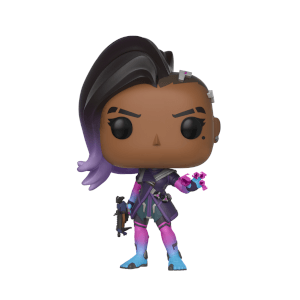Figurine Pop! Sombra - Overwatch