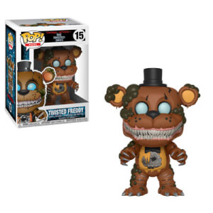 Five Nights at Freddys Twisted Freddy Pop! Vinyl Figur