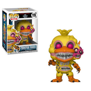 Five Nights at Freddys Twisted Chica Pop! Vinyl Figur