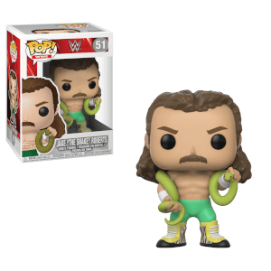WWE Jake the Snake Pop! Vinyl Figur