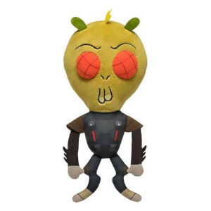 Rick and Morty Krombobpulous Michael Pop Galactic Plush