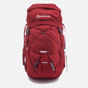 Montane Men's Halogen 33 Backpack - Redwood/Shadow