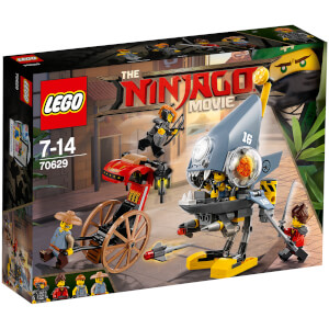LEGO Ninjago Movie: L'attaque des Piranhas (70629)