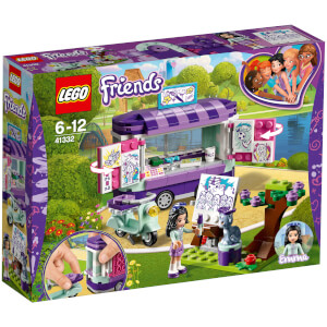 LEGO Friends: Emma's Art Stand (41332)