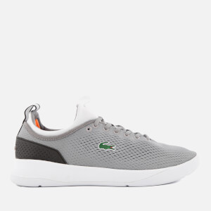 Lacoste Men's Lt Spirit 2.0 118 1 Runner Trainers - Grey/Dark Grey