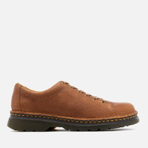 Dr. Martens Healy Grizzly Lace Shoes - Tan