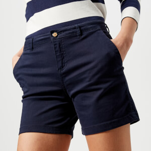 Joules Women's Cruise Chino Shorts - French Navy
