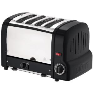 Dualit 47362 Classic Origins 4 Slot Toaster - Black