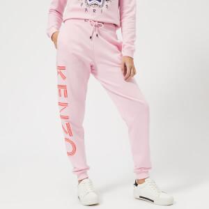 KENZO Women's Logo Sweatpants - Flamingo Pink