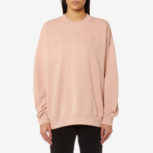 KENZO Women's Light Cotton Sweatshirt - Nude