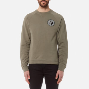Versace Collection Men's Raglan Sweatshirt - Bronzo