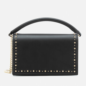 Diane von Furstenberg Women's Soirée Top Handle Bag - Black