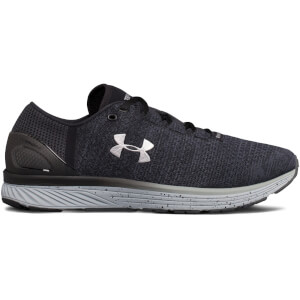 Under Armour Men's Charged Bandit 3 Running Shoes - Grey/Black