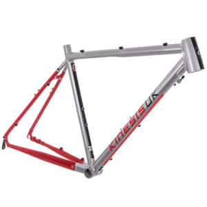 Kinesis CX One Frame - Silver/Red
