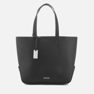 Calvin Klein Women's Edit Medium Shopper Bag - Black