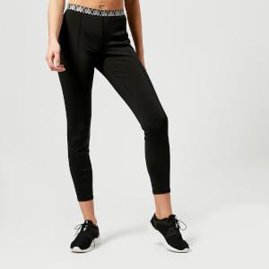 Armani Exchange Women's Jersey Leggings - Black