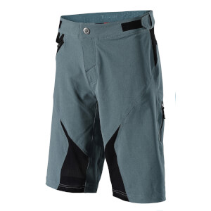 Troy Lee Designs Terrain Shorts - Blue/Grey