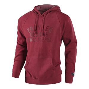 Troy Lee Designs Podium Pullover - Crimson