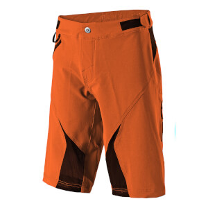 Troy Lee Designs Terrain Shorts - Orange