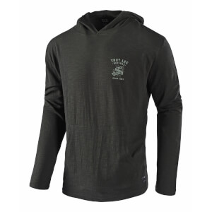 Troy Lee Designs World Pullover - Charcoal