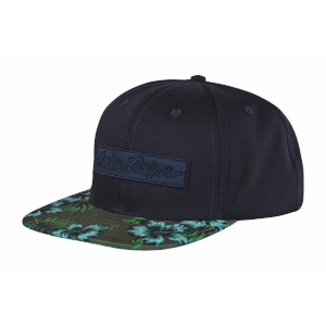 Troy Lee Designs Outsider Snapback Hat - Navy