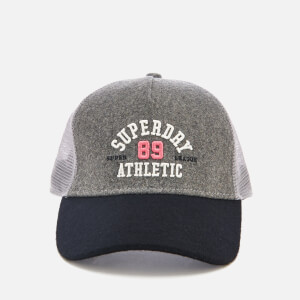 Superdry Women's Super League Trucker Cap - Grey/Navy