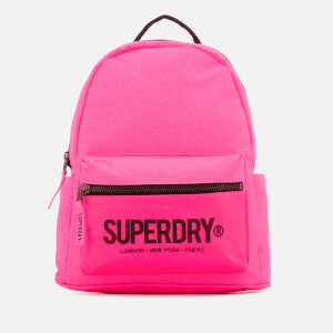 Superdry Women's Block Out Midi Backpack - Pink