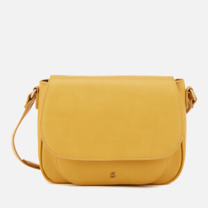 Joules Women's Darby Bright Cross Body Bag - Gold