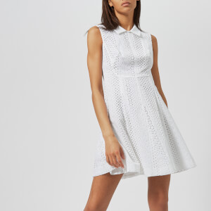 Emporio Armani Women's Shirt Dress - White