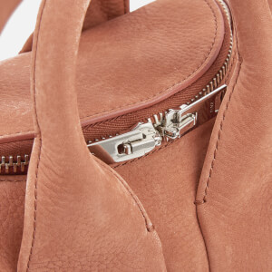 Alexander Wang Women's Rockie Pebbled Nubuck Bag - Terracotta: Image 4