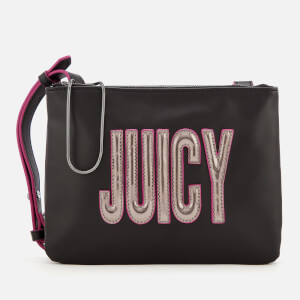 Juicy Couture Women's Arianna Cross Body Bag - Gunmetal Metallic