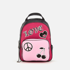 Juicy Couture Women's Aspen Zippy Backpack - Colour Block