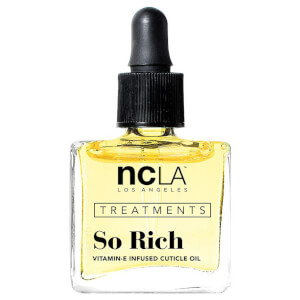 NCLA So Rich Cuticle Oil in Dark Almond