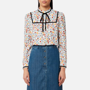 A.P.C. Women's Abott Blouse - Multi