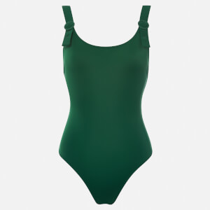 Solid & Striped Women's The Lucy Swimsuit - Emerald