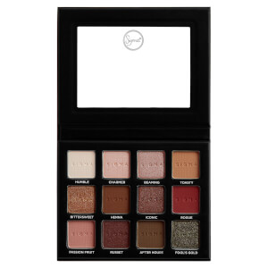 Sigma Warm Neutrals Volume 2 Eye Shadow Palette 12g: Image 1