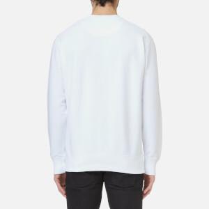 Versus Versace Men's Printed Sweatshirt - White/Stampa: Image 2