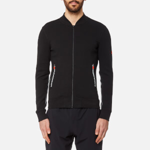 Superdry Men's Sport Gym Tech Bomber Jacket - Black