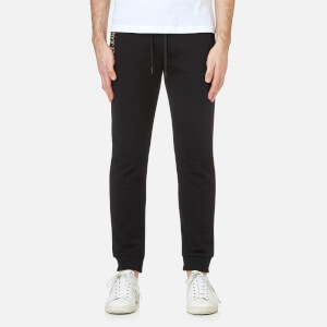 Versace Jeans Men's Cuffed Sweatpants - Black