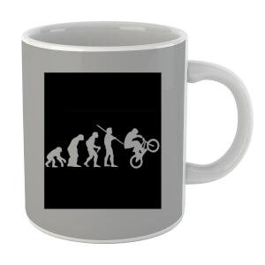 """Taza """"Evolución de BMX"""""""