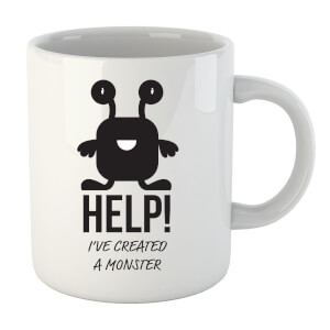 HELP Ive Created a Monster Mug