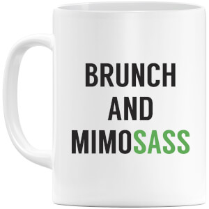 Brunch and Mimosass Mug