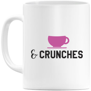 Coffee and Crunches Mug