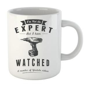 Tasse Im not an Expert