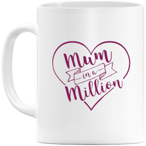 Mum in a Million Mug